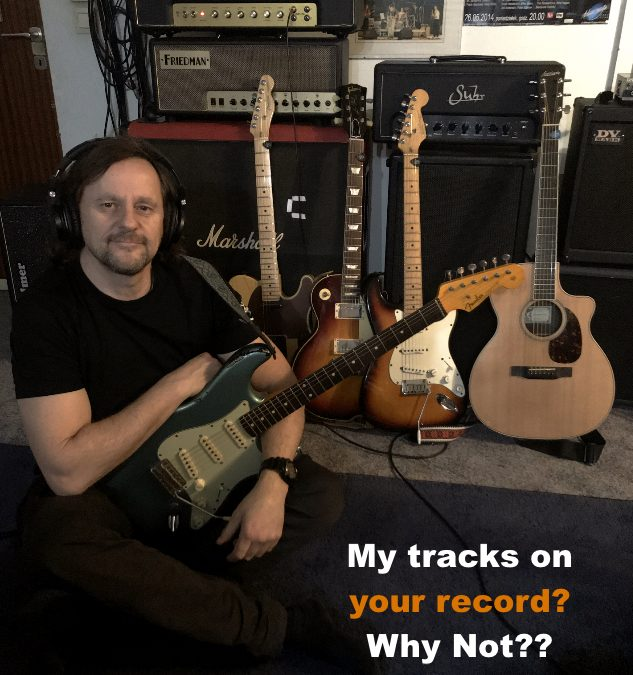 need some guitar tracks??